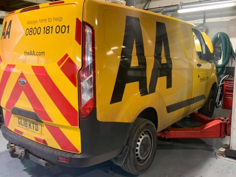 Maintaining Fleet Cars and Vans
